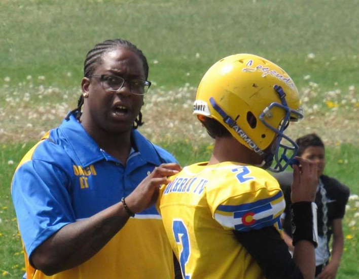 """James """"Cutty"""" Murray - Manager of Colorado Springs Legends Youth Organization"""