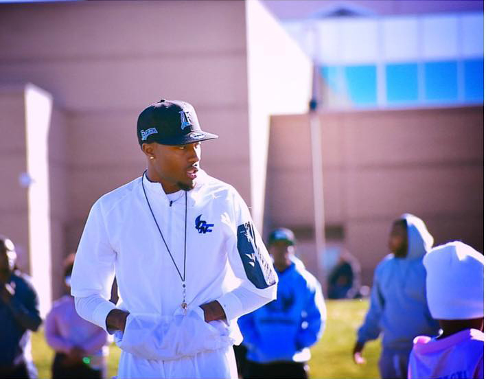 Tyrone Lynch - Commanders Football Coach, Mighty Mite Division